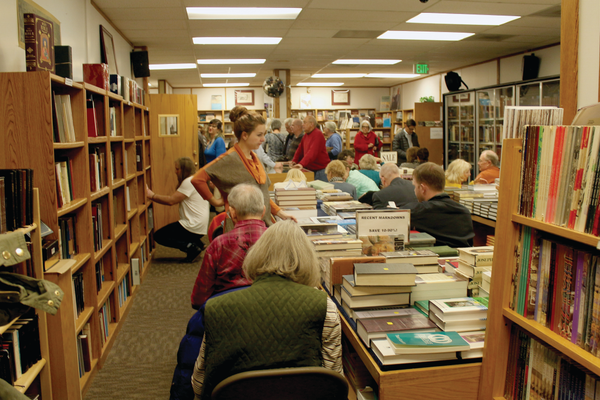 Benchmark Books is celebrating their 30th anniversary. (Orlando Rodriguez)