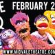 """Avenue Q"" is playing at the Midvale Main Street Theatre, 7711 S. Main Street, from Feb. 2-18. (Midvale Main Street Theatre)"