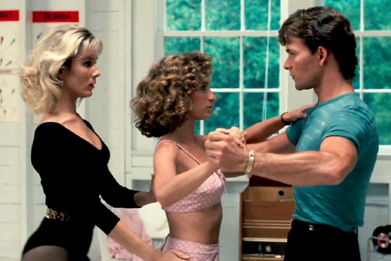 Whats your favorite movie montage dirty dancing man repeller feature 1