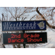 Westbrook Elementary School Sign (Carl Fauver/City Journals)