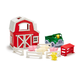 Green Toys Farm Playset, $49.99 at Learning Express Toys, 1151 Galleria Boulevard, Roseville. 916-783-1124, learningexpress.com Made from 100-percent recycled plastic milk jugs; packaged with recycled and recyclable materials and printed with soy inks