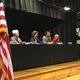 Meet the legislators town hall. (Michael Pitcher/Representative Moss Intern)