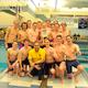 Skyline High School boys swim team won their fourth consecutive state championship on Feb. 11. (George Karahalios/GP Photography)