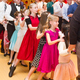 "Fathers and daughters line dance at Riverton's eighth annual ""Just You and I"" event. (Kevin Willett/Riverton City)"