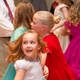 "More than 150 participants danced at Riverton City's ""Just You and I"" father-daughter dance. (Kevin Willett/Riverton City)"