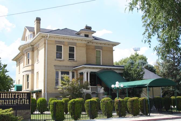 John Cahoon's Historic Murray Mansion (Susan Wright/ Resident)