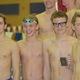 Highland High boys swim team finished second at their region meet. (Cindy Nordstrom/Highland swim team)