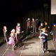 """Students of Granger High School's advanced theatre rehearse their new play, """"Shuddersome: Tales of Poe."""" The show turns five of Edgar Allan Poe's poems into a play. (Travis Barton/City Journals)"""