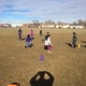 Students at Redwood Elementary play during recess as part of the new Playworks program. (Josh Rose/Playworks)