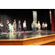 The cast perform teacher Amy Hatch's favorite part, the tap number. (Travis Barton/City Journals)