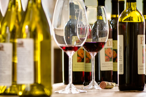 The tour will begin at Spyglass Ridge Winery, where owners Tom and Tammy Webb will toast the group's departure with a wine-infused breakfast beverage. At the end of the day, tour participants will enjoy a formal tasting of their award-winning wines.