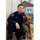 Officer Jon Richey and Molly. (Unified Police Department)