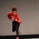 Alexus Lewis, 12, performs a hip- hop solo dance routine at the Will Dance For Food Competition at Taylorsville High School on March 3. (Tori La Rue/City Journals)