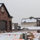 The Utah Department of Transportation has allowed Habitat for Humanity to gather doors, light fixtures and other items from homes acquired through eminent domain. (Tori La Rue/City Journals)