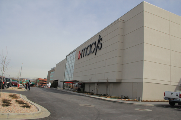 Fashion Place Mall adds Macy's, continues growth in community