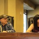 PSRB members Duane Mueller and Abby Dizon-Maughan confer with their fellow members during their March meeting. The board reviews between 50-70 cases each month making recommendations for the chief of police. (Travis Barton/City Journals)