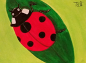 Painting at the Park Ladybug 5Y  - start Jul 29 2017 0900AM