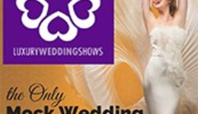 Main image luxury wedding shows event icon