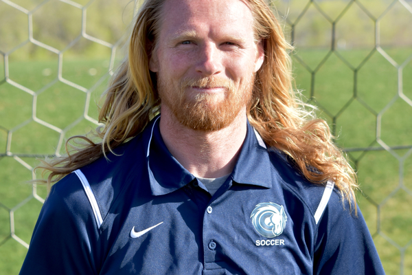 After three years as Corner Canyon's assistant coach, Andrew Van Wagenen took the helm of the Charger soccer program. (Corner Canyon Soccer)
