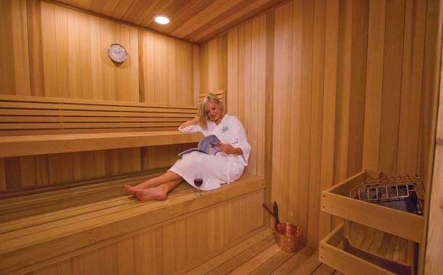The-Sauna