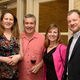 Mary Schueler, Chris Schueler, Jessica Graves, and Ted Graves