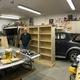 Dennis Barnett's dream workshop. (Alisha Soeken)