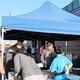Sponsors at the Maple Grove Lions Half Marathon, 5K  2017  (Photo by Wendy Erlien / Maple Grove Voice)