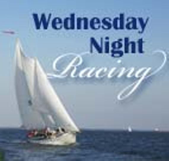 Wednesday night public sailboat racing