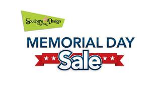Memorial Day Tent Sale at Southern Design   - start May 28 2017 0930AM