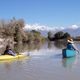 Canoeing and Kayaking the Jordan River is a popular pastime. (Jordan River Commission)
