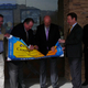 "Regal Entertainment Group officials host a news conference and ""ticket tearing"" ceremony. (Carl Fauver/City Journals)"