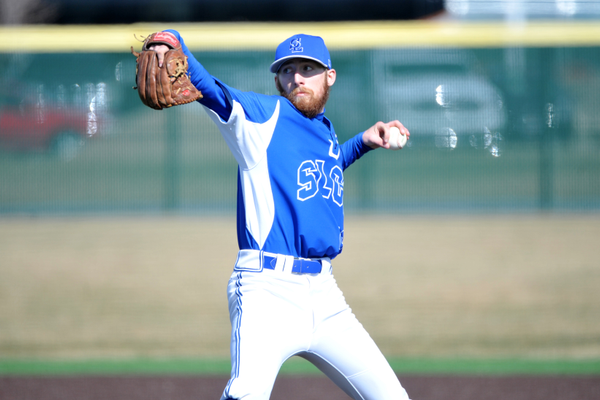 The Bruins pitching staff has a collective 4.75 earned run average and had 200 strikeouts in 216 innings. (Steve Speckman/SLCC Athletics)