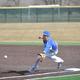 Sophomore Jacob Thurber is hitting .341 and has three home runs this season. (Steve Speckman/SLCC Athletics)