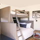 Cottage Bunk Beds, photo courtesy of Indian Springs