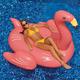 Swimline Giant Flamingo Pool Float, $44.99 at All Seasons Pools and Spas, 973 Pleasant Grove Boulevard, Suite 180, Roseville. 916-771-4488; 4120 Douglas Boulevard, Suite 305, Granite Bay, 916-773-7665, allseasonspools-spas.com