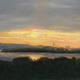 Sunset in Benicia by Jerry Courter