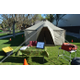 Simulated shelters were set up during the Great ShakeOut event at Cottonwood Heights Recreation Center. (Dan Metcalf Jr. /Cottonwood Heights City)