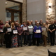 Congratulations, graduates of the 2017 Cottonwood Heights Citizens Police Academy! (Cassie Goff/City Journals)