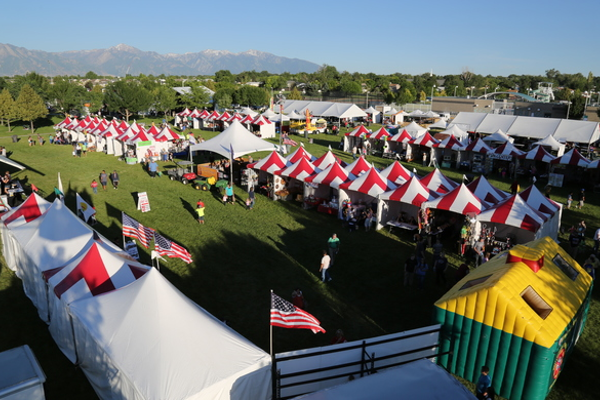 West Valley City's WestFest will return on June 15. (Kevin Conde/West Valley City)