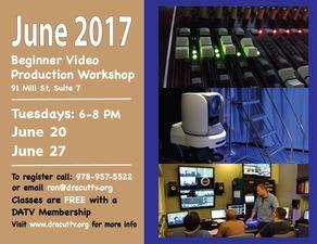Medium june beginner workshop