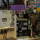 """Students researched and presented people who """"Took A Stand in History"""" for the Regional History Fair. (Utah History Day)"""