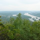 View of the Susquehanna from Mt. Mahanoy.   Photo by Gordon Wenzel