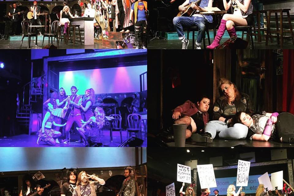 "Midvale Main Street Theatre is showing ""Rock of Ages"" until June 24. (Midvale Main Street Theatre)"