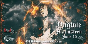 Yngwie Malmsteen - start Jun 15 2017 0800PM