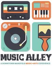 Music Alley Festival - start Sep 09 2017 0400PM
