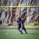 Kayla G. going after a base hit