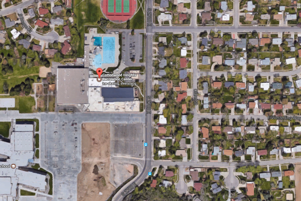 Residents living in the neighborhoods across from the recreation center have expressed frustration with the increased traffic during the summer months. (Google Maps)