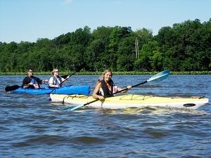 Medium kayaks