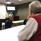 Herriman Mayor Carmen Freeman watches as Alan Rae, Herriman's finance director, teaches the first Government 101 class offered by city leaders. Herriman administration created the courses to help residents learn the inner workings of city government. (Tori La Rue/City Journals)