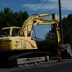 Drivers on 1300 West around 6400 South are seeing lots of heavy equipment this summer. (Carl Fauver)